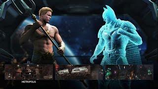 Video 15 Minutes of Injustice 2 Gameplay in 1080p 60fps MP3, 3GP, MP4, WEBM, AVI, FLV September 2017