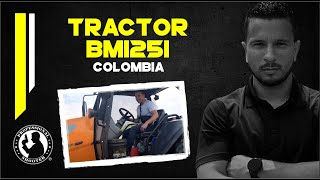 Video Tractor BM125i  Colombia espańol MP3, 3GP, MP4, WEBM, AVI, FLV November 2018