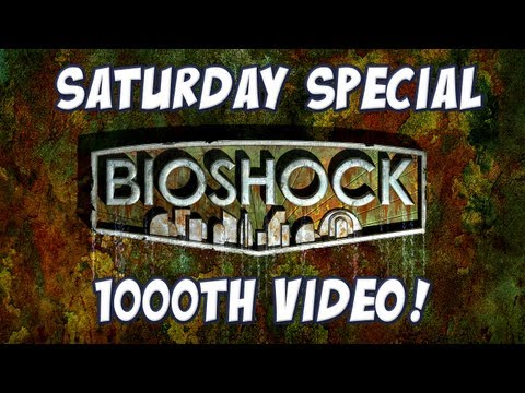 yogscast2 - Aw man, I've missed old school Bioshock. Give us a hug Big Daddy! Also it's Yogscast2's 1000th video, HOLY MOTHER OF EVERYTHING. Rythian's playthrough of Bio...