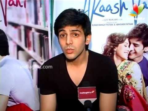 Kartik Tiwari Interview | Akaash Vani Latest Bollywood Movie | Luv Ranjan, Nushrat Bharucha