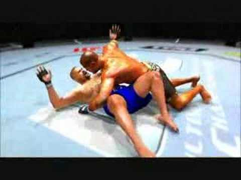UFC - Ultimate Fighting Championship - trailer