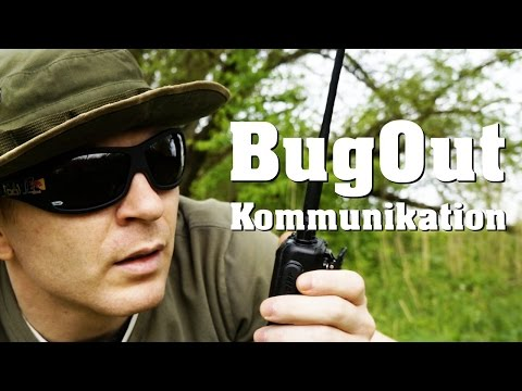 Bug Out Kommunikation Funkgerät Wouxun KG-UV8D