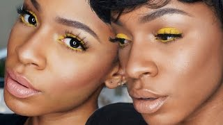 Spring Makeup: YELLOW 🍋 ▸ VICKYLOGAN by VICKYLOGAN