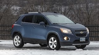 Chevrolet Trax ENGLISH VERSION