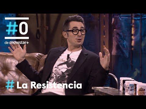 LA RESISTENCIA - Berto Romero está furioso  #LaResistencia 10.01.2019