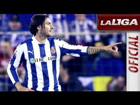 Edición Limitada: RCD Espanyol (3-3) Valencia CF - HD (видео)