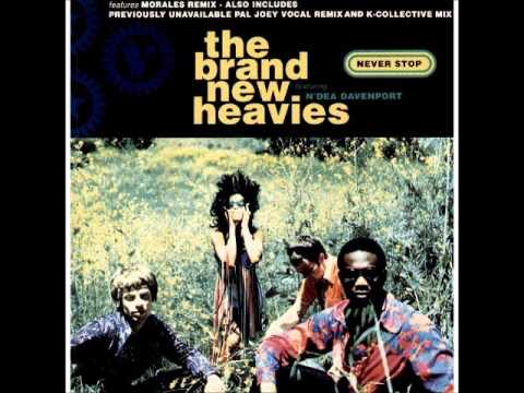 heavies - The Brand New Heavies featuring N'dea Davenport - Never Stop (Morales Extended Mix). This is the first of my precious pieces of vinyl to get the 'digital' tr...