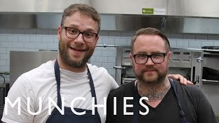 How-To: Make Sausage with Seth Rogen by Munchies