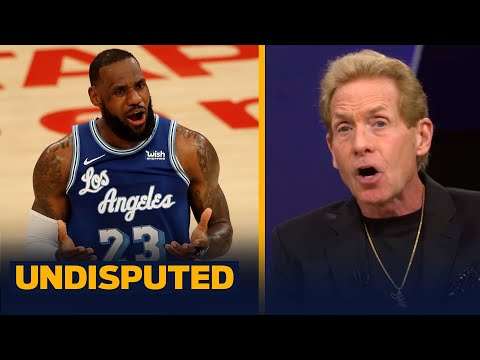 Skip & Shannon react to KD-less Nets' statement win over LeBron's Lakers | NBA | UNDISPUTED