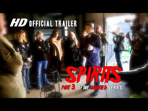 HAUNTED 3: SPIRITS - Official Trailer #1 (2018) (HD) (Horror) (Found-Footage)