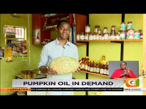 SMART FARM | Processing Pumpkin Oil