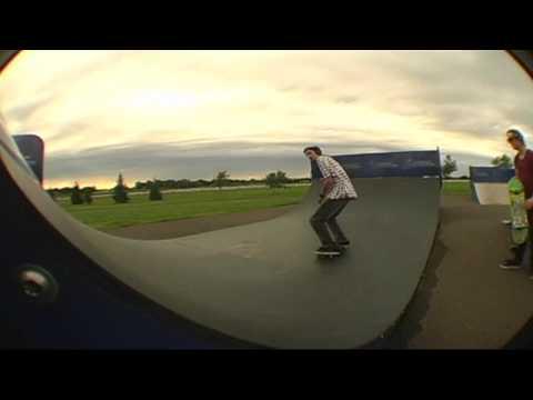 Minnesota Skatepark Footage '10