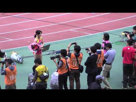 東京高校 女子4継 驚愕の日本ジュニア新!
