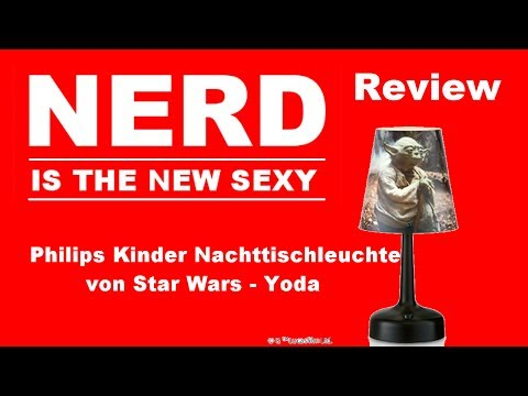 Review Philips Star Wars - Yoda Kinder Nachttischlampe