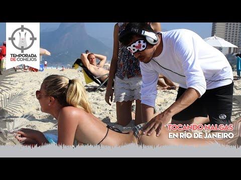 Tocando nalgas en Río de Janeiro #TDConejos