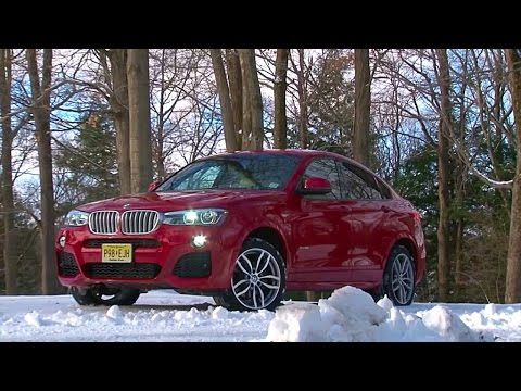 2015 BMW X4 xDrive35i – TestDriveNow.com Review by Auto Critic Steve Hammes