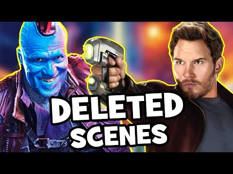 Guardians of the Galaxy Vol. 2 DELETED SCENES, Characters & Concept Art