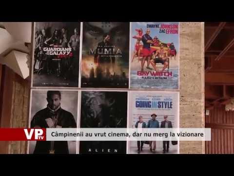 Câmpinenii au vrut cinema, dar nu merg la vizionare