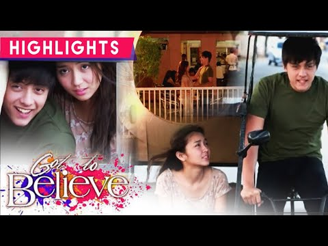 Joaquin, itinuloy ang kanilang best date ever ni Chichay | Got To Believe