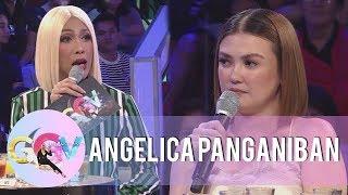 Angelica Panganiban plays a game called Shot or Answer | GGV