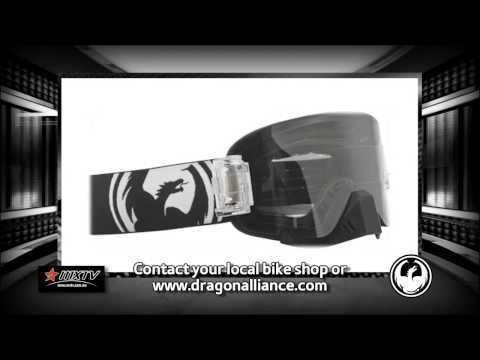 nfx - What Motocross goggle has the largest viewing area? The Dragon NFX does! Featuring a quick change lens system and many other awesome feature, we think these ...