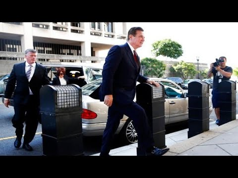 Manafort Pleads Guilty to Conspiring Against US and Obstructing Justice