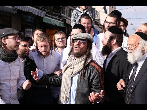 Meilech Kohn - Yoimom Shuk Machne Yehuda (Official Music Video)   מיילך קאהן - יומם שוק מחנה יהודה