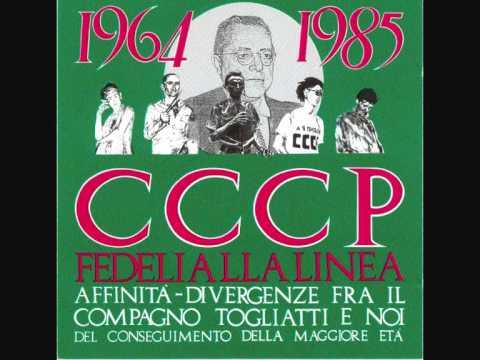 CCCP Fedeli alla linea - Allarme