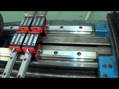 Как сделать токарный чпу станок по