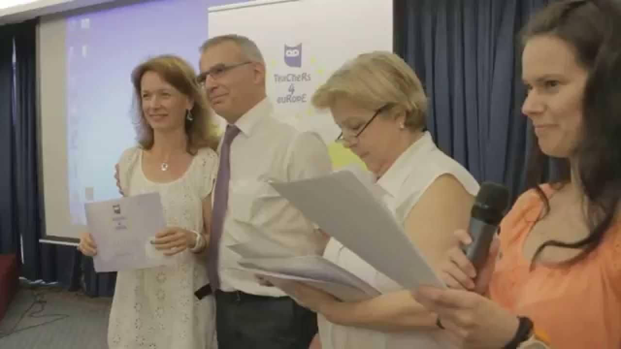 Teachers4Europe – Ναύπλιο – Ιούνιος 2015