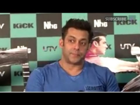 Interview with Salman Khan for movie Kick Part 1