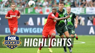 VfL Wolfsburg vs. 1. FC Köln | 2019 Bundesliga Highlights by FOX Soccer