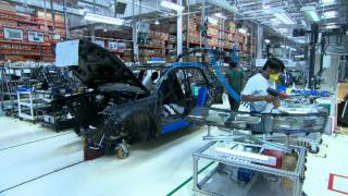 Aurangabad India  City pictures : The Audi site in Aurangabad (India) -- Production