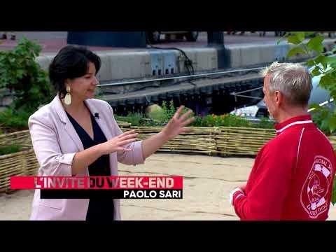 L'invité du week-end : Paolo Sari
