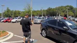Autoline's 2008 Lexus IS 250 Walk Around Review Test Drive