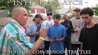 Bang Out Battles | Interp vs. Ayce