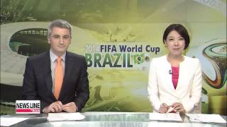 Brazil World Cup Kicks Off With Opening Ceremony
