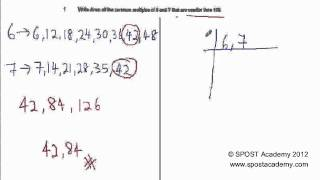 Woodlands Primary SA1 P2 2012 Part 1