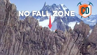 3 OUTRAGEOUS Alpine Climbs...That EXPOSURE | Climbing Daily Ep.1771 V£ by EpicTV Climbing Daily