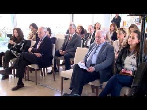 Erick Surcouf at the Monaco Press Club