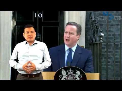 #52segundos - �Qu� es el #Brexit?