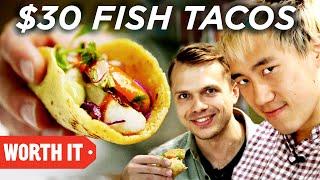 Video $3.50 Fish Tacos Vs. $30 Fish Tacos MP3, 3GP, MP4, WEBM, AVI, FLV Agustus 2019
