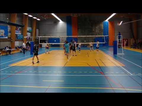 VBP Niort vs SC Angoulême - Saison 2017-2018