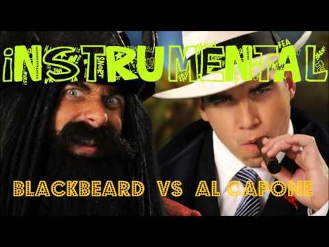 〈 Instrumental 〉Blackbeard vs Al Capone | ERB Season 3