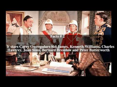 Carry On... Up The Khyber Top # 5 Facts