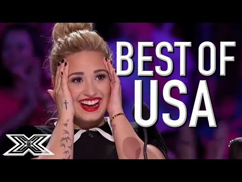 TOP 7 BEST Ever X Factor USA Auditions   X Factor Global