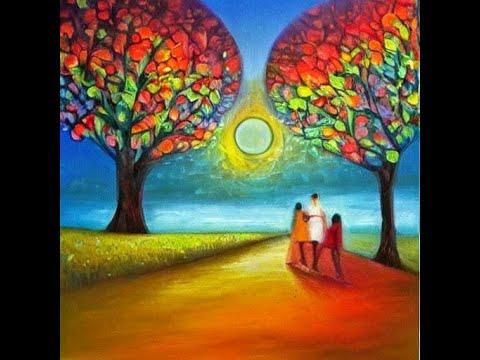 Versos de amor - Suspendidos en los versos. Parejas de enamorados.