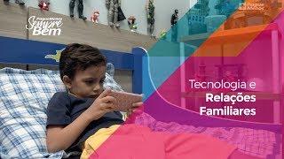 Tecnologia e Relações Familiares: limites para pais e filhos