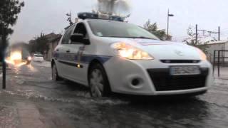 Bourg-les-Valence France  City new picture : Drôme : pluies torrentielles à Valence et Bourg-lès-Valence