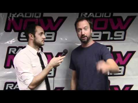 NOW TV :: Dustin Talks With Tom Green